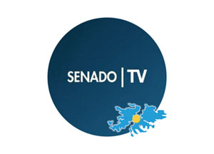 El senado TV. Entrevista a Horacio Cao sobre federalismo.