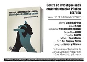 Estado y Administración Pública: Paradojas en América Latina